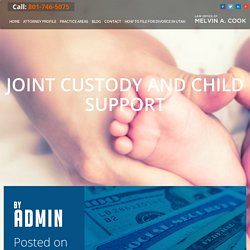Joint Custody and Child Support - Melvin