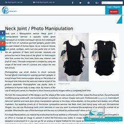 manipulation service