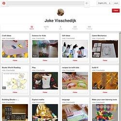 Joke Visschedijk on Pinterest