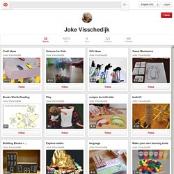 Joke Visschedijk on Pinterest