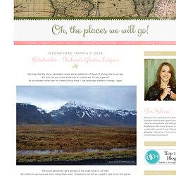 Oh, the places we will go.: Jökulsárlón - Iceland's Glacier Lagoon