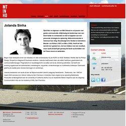 Jolanda Sinha - Met Inhoud