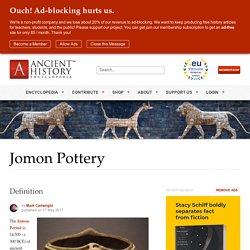 Jomon Pottery