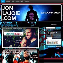 Jon Lajoie - Official Website - Home