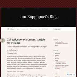 Jon Rappoport's Blog