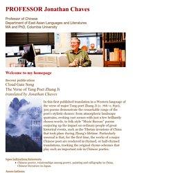 Jonathan Chaves