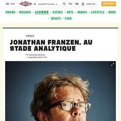 Jonathan Franzen, au stade analytique