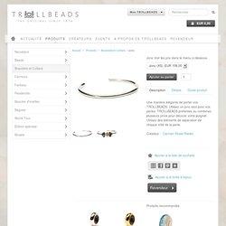 Le bracelet jonc - trollbeads.com