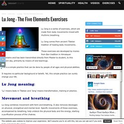 Lu Jong - The Five Elements Exercises