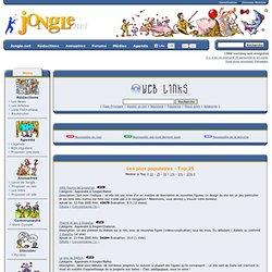 Le Site de Jonglerie Le Plus Populaire du Net - Liens Web