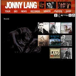 Jonny Lang Records and Music