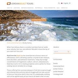 Jordan Dead Sea Mud
