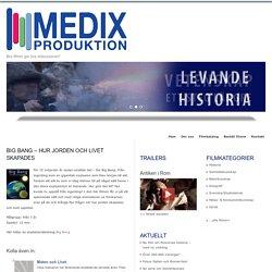 Big Bang – hur jorden och livet skapades : Medix Produktion AB