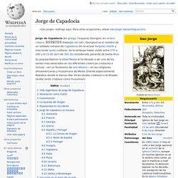 Deconstruyendo leyenda de San Jorge y el dragón