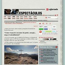La Jornada: Comer el peyote con amor da poder, energía... surge el entendimiento