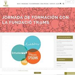 Jornada de formación con la Fundació TR@MS - tekman Books