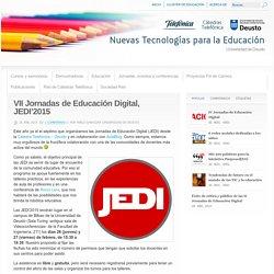 VII Jornadas de Educación Digital, JEDI'2015
