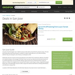 San Jose Deal of the Day | Local Daily Deals from Groupon