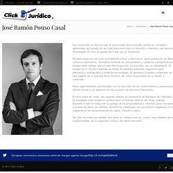José Ramón Pouso Casal