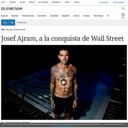 Josef Ajram, a la conquista de Wall Street
