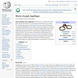 Marie-Joseph Angélique - Wikipedia