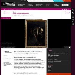 Saint Joseph charpentier: G.de La Tour