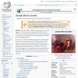 Joseph (fils de Jacob)