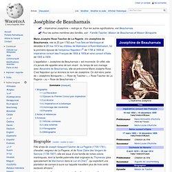 Joséphine de Beauharnais 1763-1814