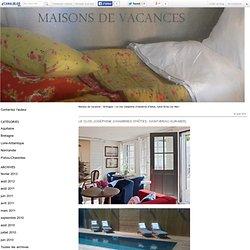 Le clos Joséphine (Chambres d'hôtes, Saint-Briac-sur-Mer) - Maisons de vacances