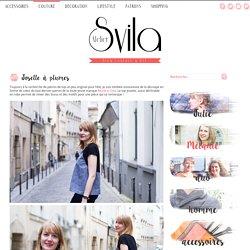 Josette à plumes - Atelier Svila