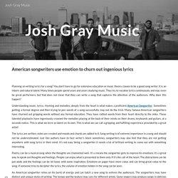 Josh Gray Music