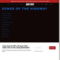 Josh Gray Music — Poetic Lyrics