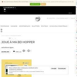 JOUE À MA BD HOPPER