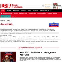 Jouéclub : Actualités de l'enseigne de jouets sur LSA Conso