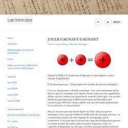 JOUER GAGNANT-GAGNANT