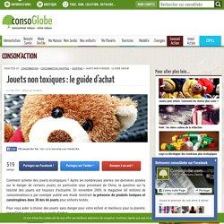 Jouets écologiques : le guide d'achat