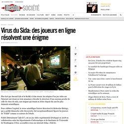 Virus du Sida: des joueurs en ligne résolvent une énigme