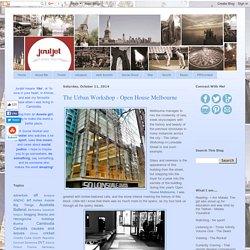 jouljet: The Urban Workshop - Open House Melbourne