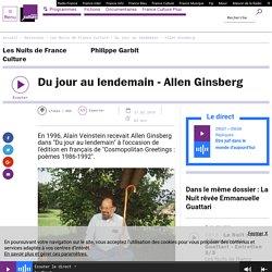 Du jour au lendemain - Allen Ginsberg
