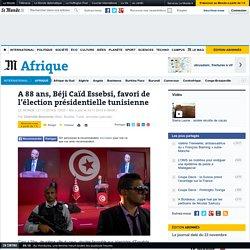 Jour de vote historique en Tunisie
