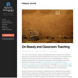 Hybrid Pedagogy Journal