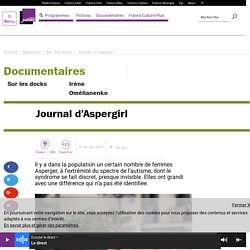 Journal d'Aspergirl