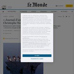 «Journal d'un rescapé du Bataclan», de Christophe Naudin: un prof face à Daech