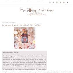 Le journal de Claire Cassidy de Elly Griffiths - Une souris et des livres