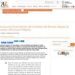Le Journal d'une femme de chambre de Buñuel, d'après le roman d'Octave Mirbeau