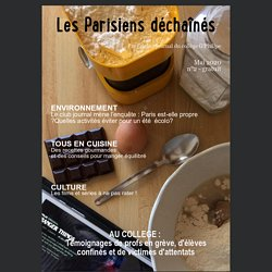 Journal du collège Gérard Philipe (75) - 2019/2020 - Mai 2020