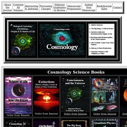 Journal of Cosmology