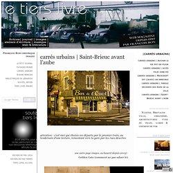 Saint-Brieuc avant l'aube