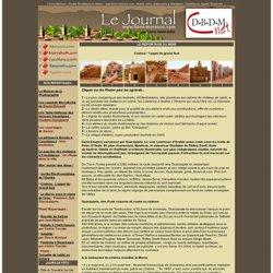 Le Journal du Maroc - Information Culturelle au Maroc