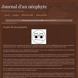 Journal d'un néophyte : AMP